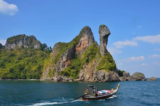 Poda Islands + Hong Islands Plus 9 attractions ond day priavate longtail boat photo 8