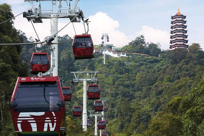 Genting Highlands Day Trip-Sharing Tour