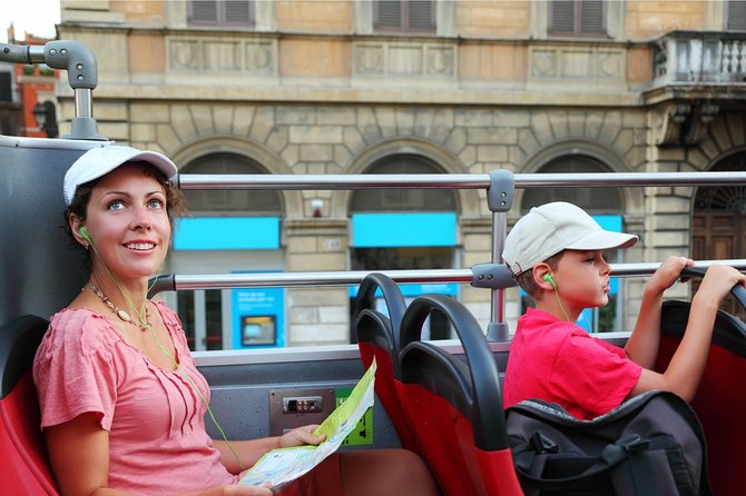 Double Decker Bus 24/48 or 72h | Roman Forum & Palatine Hill Tour | Fast Track