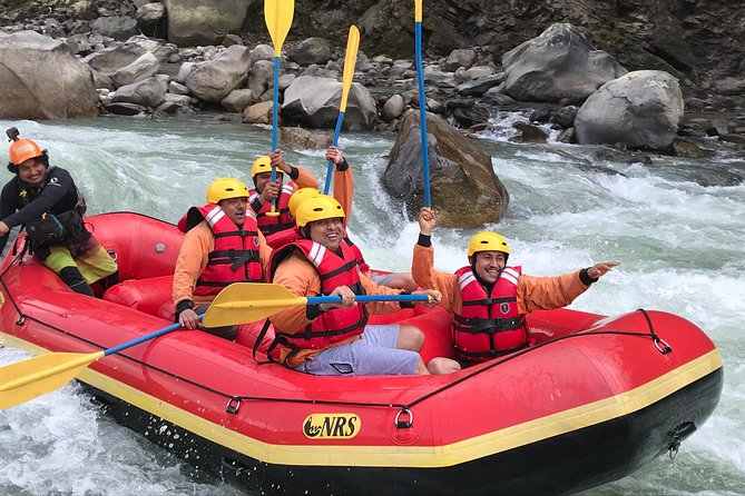 1 day whitewater Rafting on Bhotekosi River/itinerary/cost 2020/2021