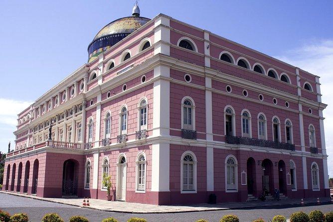 Manaus walking tour