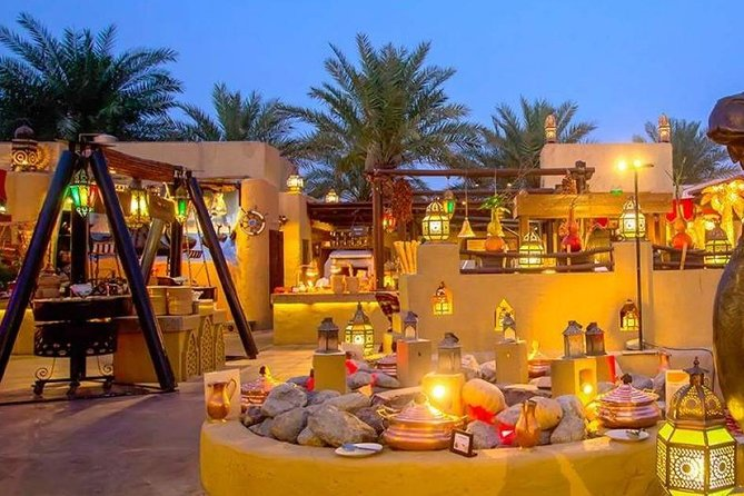 Desert Safari with Dune Bashing and Unlimited 4 course Barbecue Dinner photo 2