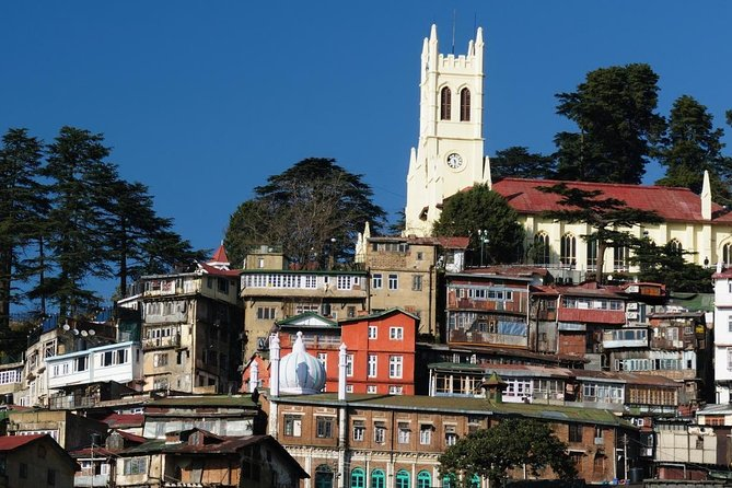 Private 3 days tour to Shimla from Delhi