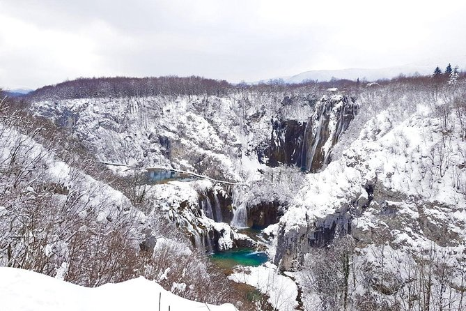 Plitvice Lakes and cheese tasting from Zagreb photo 2