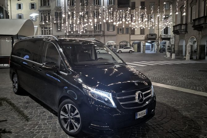 Nettuno - Rome / Private Van Transfer