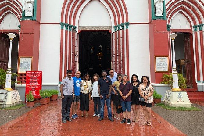 Mahabalipuram and Pondicherry trip from Chennai with 01 Night Accommodation