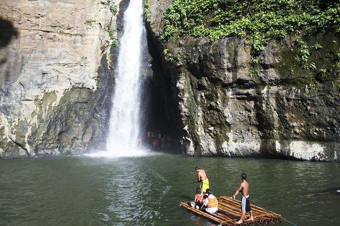 Pagsanjan Falls day tour