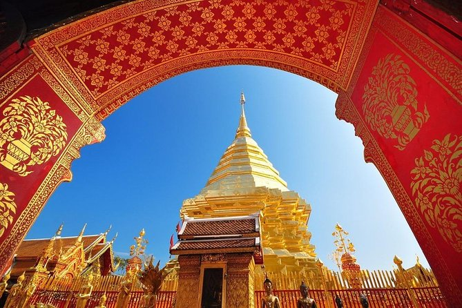 Full Day,Must do, Explore Chiang Mai Landmarks 3 Mountains Trip