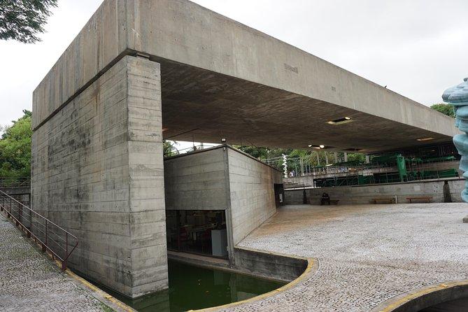 Architecture & Design - Private Tour in Sao Paulo