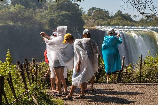 Guided Victoria Falls Tour on the Zimbabwean Side