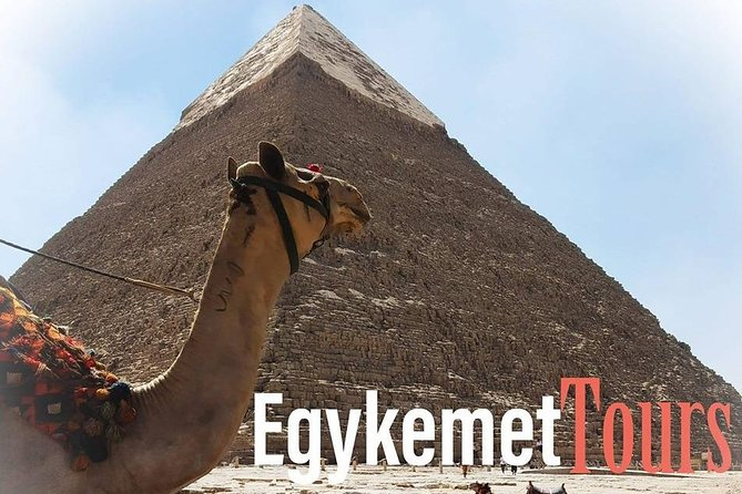Half day Tour to Giza Pyramids