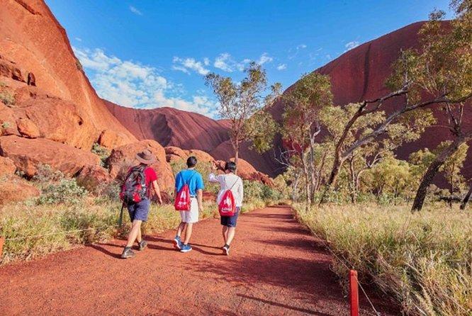 Highlight Of Uluru: Sacred Sites & Sunset Tour