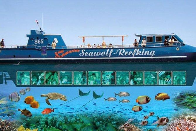 Day trip to Sea wolf submarine & snorkeling trip