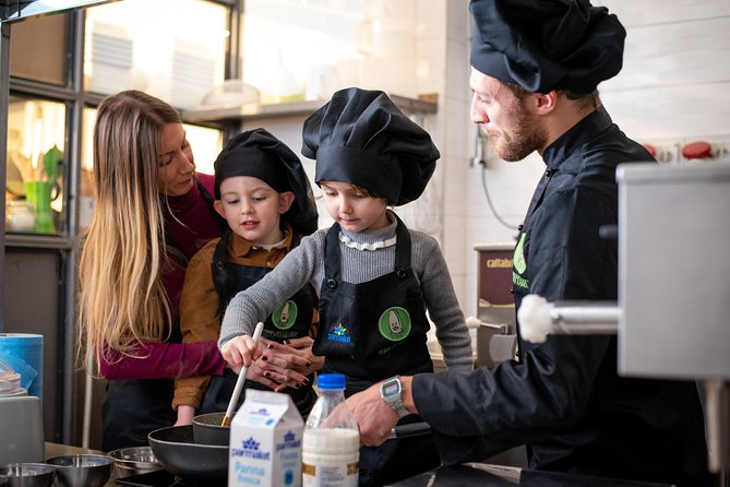 Learn To Make Gelato in an Authentic Gelateria of Rome