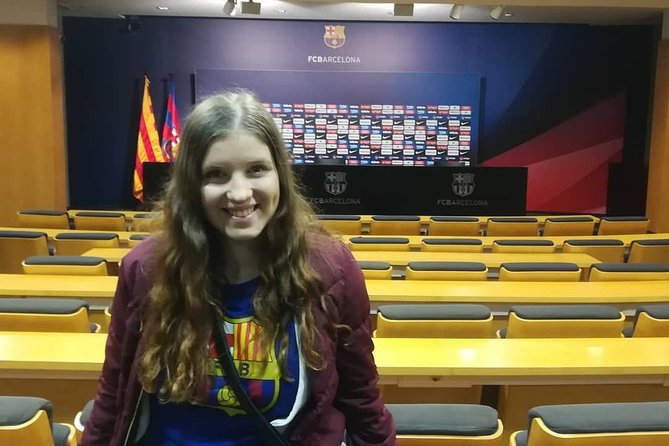 Barcelona Camp Nou Tour : FC Brcelona Stadium & Museum (all in one) photo 9