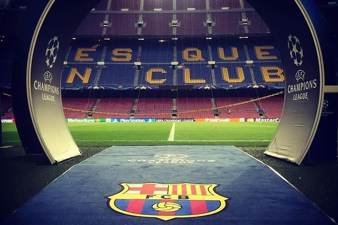 Barcelona Camp Nou Tour : FC Brcelona Stadium & Museum (all in one) photo 7