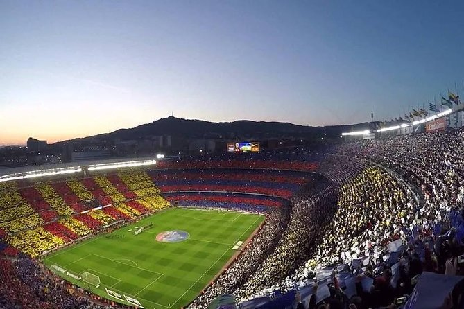 Barcelona Camp Nou Tour : FC Brcelona Stadium & Museum (all in one) photo 4