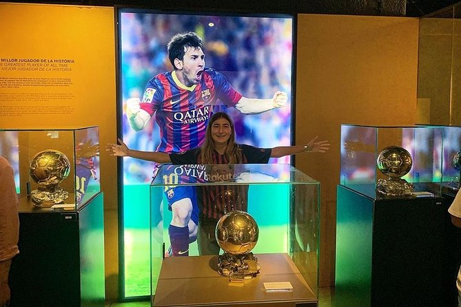 Barcelona Camp Nou Tour : FC Brcelona Stadium & Museum (all in one) photo 1