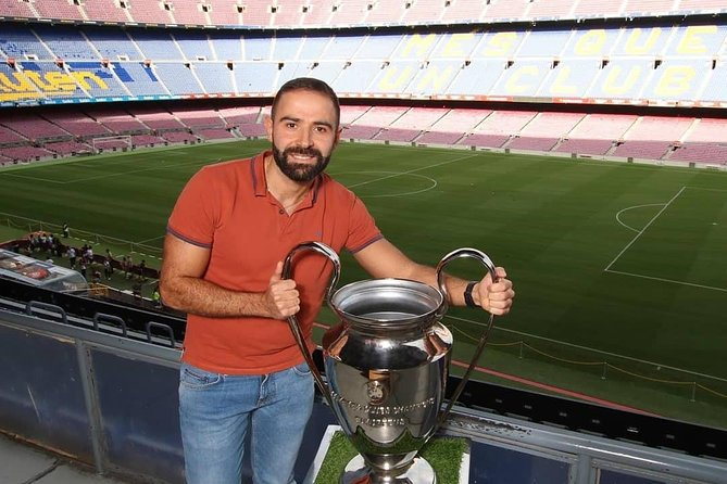 Barcelona Camp Nou Tour : FC Brcelona Stadium & Museum (all in one) photo 8