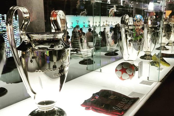 Barcelona Camp Nou Tour : FC Brcelona Stadium & Museum (all in one) photo 10