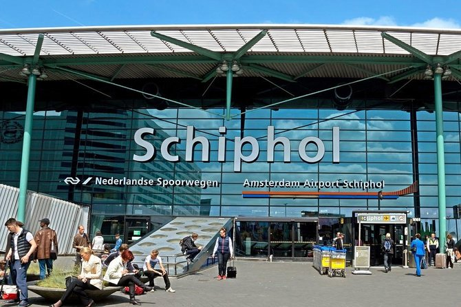 Amsterdam Airport arrival transfer