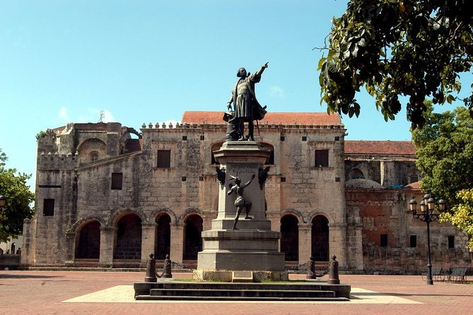 Full Day Caribbean Santo Domingo City Tour