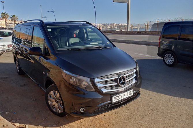 Transfers from Tangier airport to hotel tangier