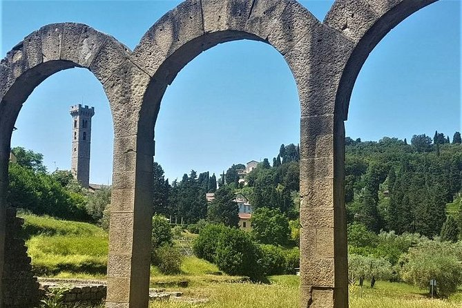 Walk in Fiesole with an Archaeologist