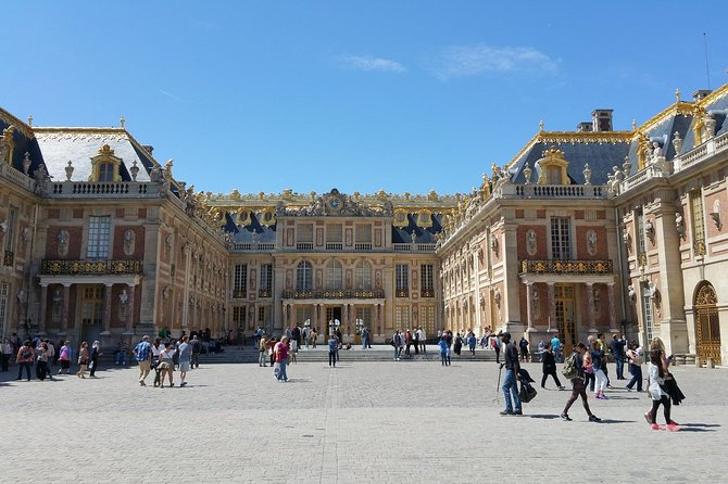 Visit of the Palace of Versailles