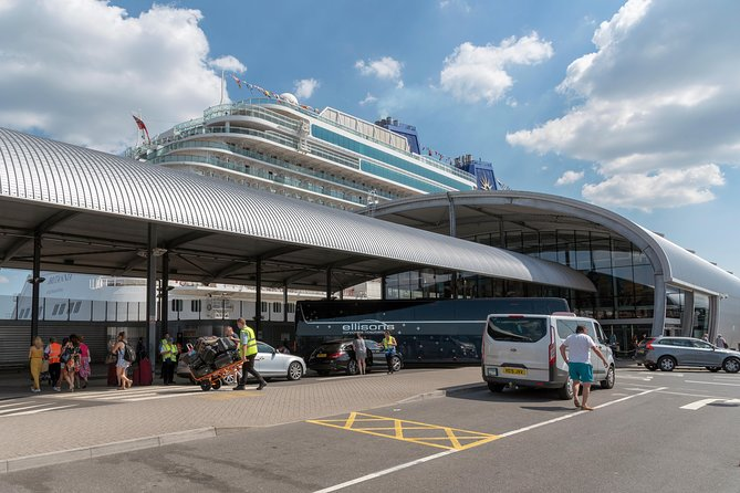 Southampton Port Arrival Transfer to Heathrow Airport