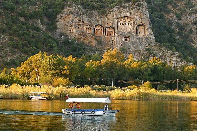 Full-Day Dalyan & Turtle Beach Private Tour & Airport Transfer
