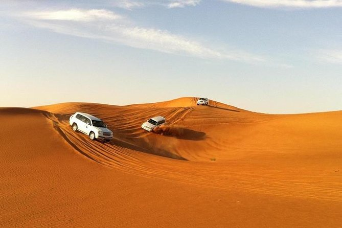 Excursion 4x4 in morocco desert