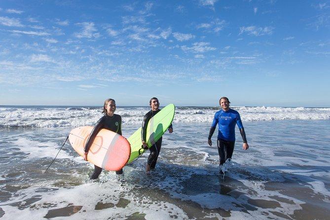 Private Two Person Surf Lesson in Santa Barbara