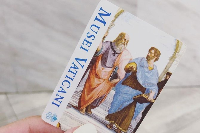 Vatican Ticket