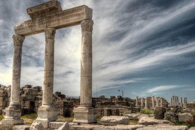 Aegean Escape : 3 Days Travel to Pamukkale Ephesus Pergamon Asclepion Acropolis