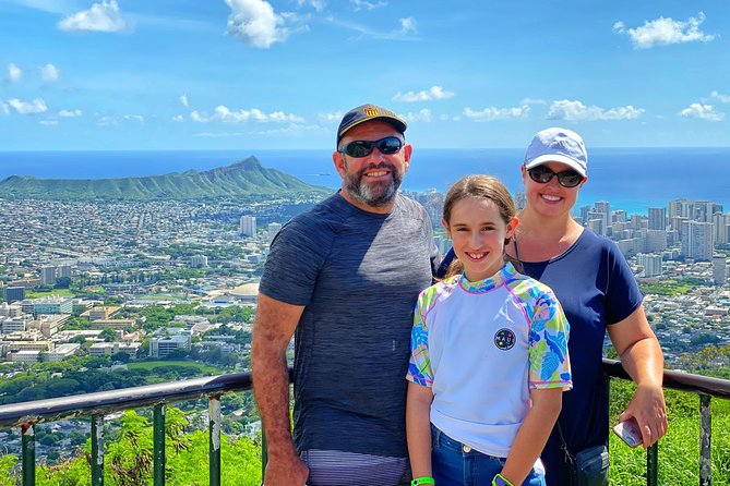 Private Tour to Oahu's most beautiful sites