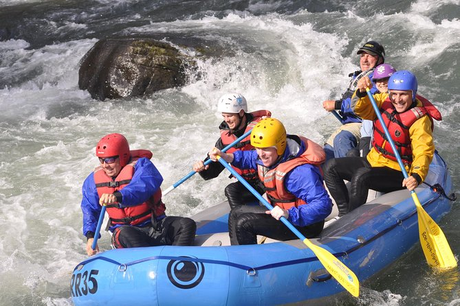 Skykomish river class 5 extreme adventure photo 4