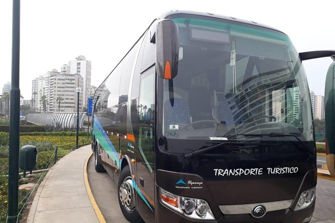 Lima Airport transfers