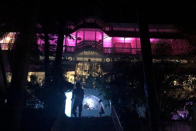 Hotel Oloffson aat Night during :