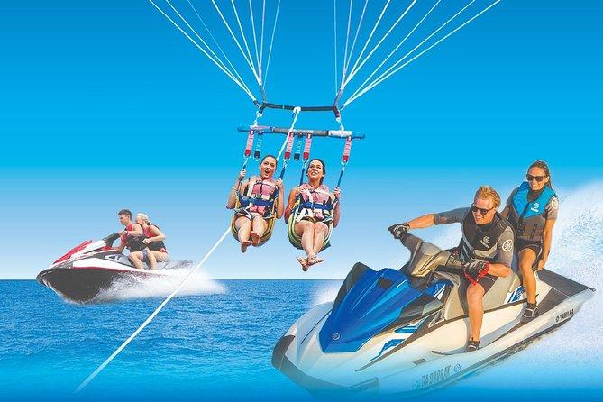 Gold Coast Jetski & Parasail Package for 2