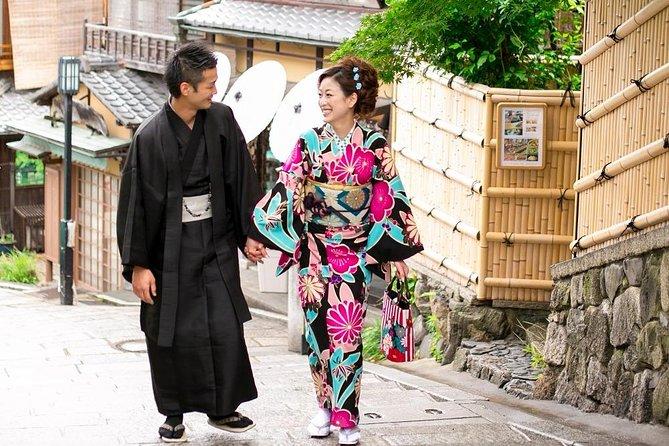 Gion Walking : Explore Geisha District with traditional Kimono