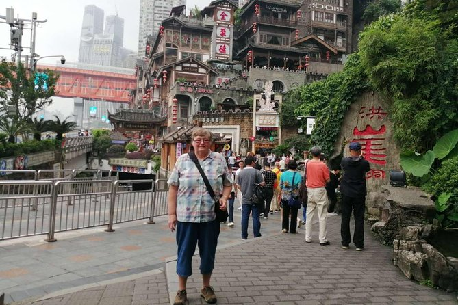 Chongqing City Sightseeing Private Day Tour photo 1