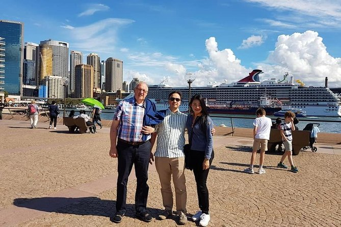 1Day Sydney Private Car charter with driver
