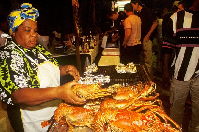 Gros Islet Friday Night Street Party - Private Tour