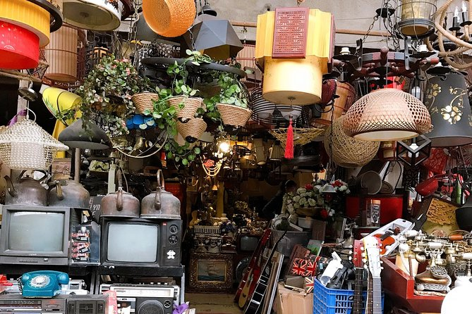 Private 3 Hours Chengdu Furniture and Antiques 2nd Hand Market Visit