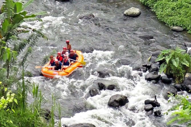 Ayung River Rafting and Shopping Tour Packages