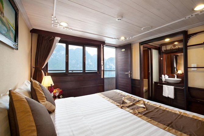 Ha Long Bay 3 Days 2 Nights On Apricot Premium Cruise- 4 Star photo 6