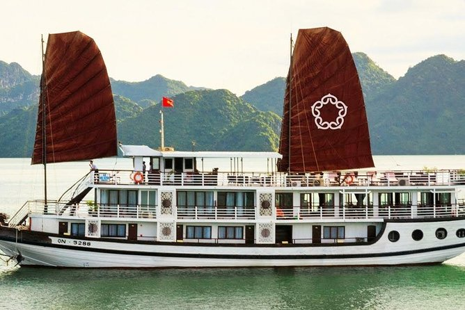 Ha Long Bay 3 Days 2 Nights On Apricot Premium Cruise- 4 Star photo 11