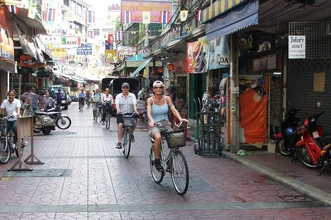 Explore the Hidden Bangkok City Highlights in a Bike photo 1