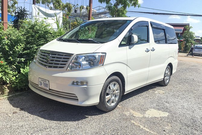 A Day from Phnom Penh to Angkor Wat, Bayon, Taprohm With English Speaking Driver